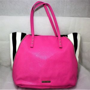 Hot pink Juicy Couture Tote bag See description